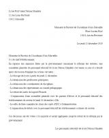 Marseille : Blocage du lycée Mandela, les profs passent à l'action !