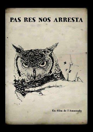 Projection-débat du documentaire de l'Amassada «Pas res nos arresta»