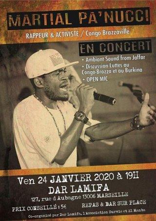 Contre la Françafrique, plusieurs rendez-vous à Marseille prochainement !